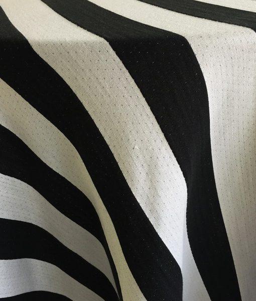 black & white stripe woven _resize