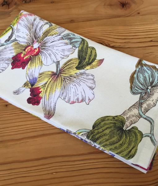 Orchid Botanical Serviette