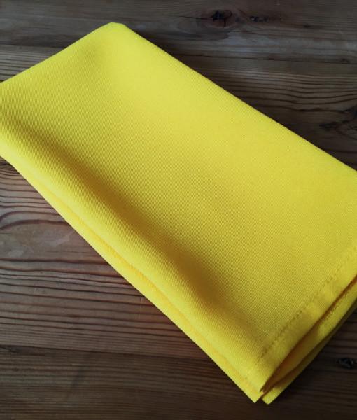 Yellow Serviette