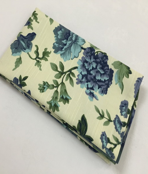 Blue rose botanical serviette_resize