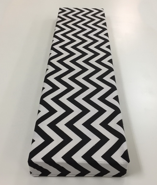 black-chevron
