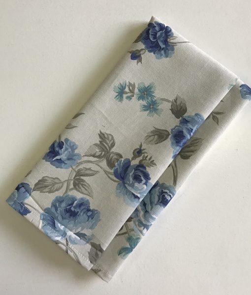 Natural Blue Rose Serviette_resize
