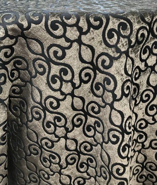 graphite silver velvet twirl_resize