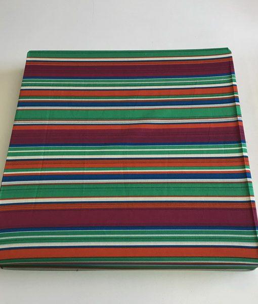 Mexican stripe square box cover_resize