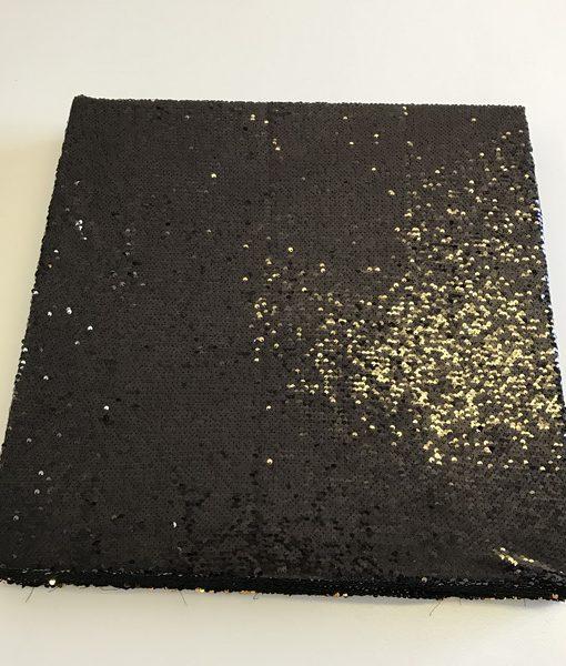 black sequin square box cover_resize