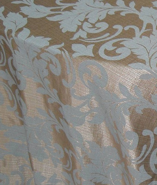 Gold-duck-damask-square