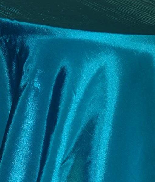 Turquoise-Tafetta