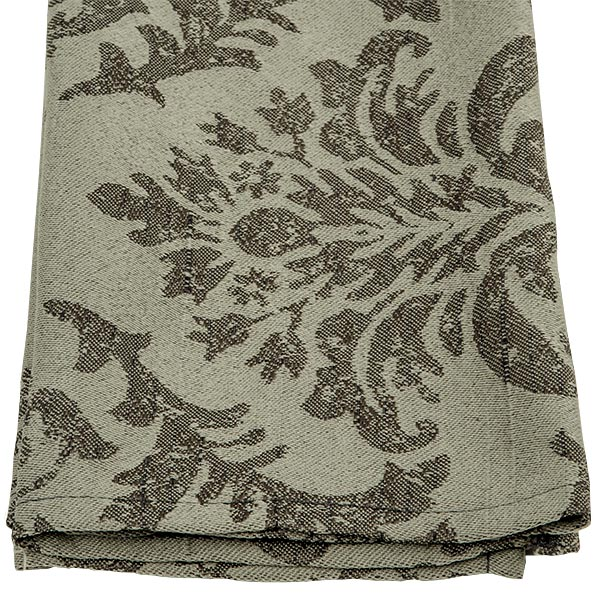 Silver Grey Damask Serviette The Tablecloth Hiring Company