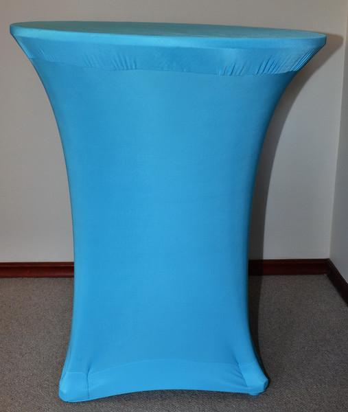 turquoise ottoman 90cm