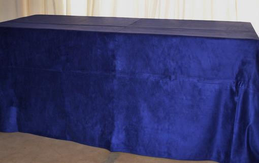 confernec blue suade
