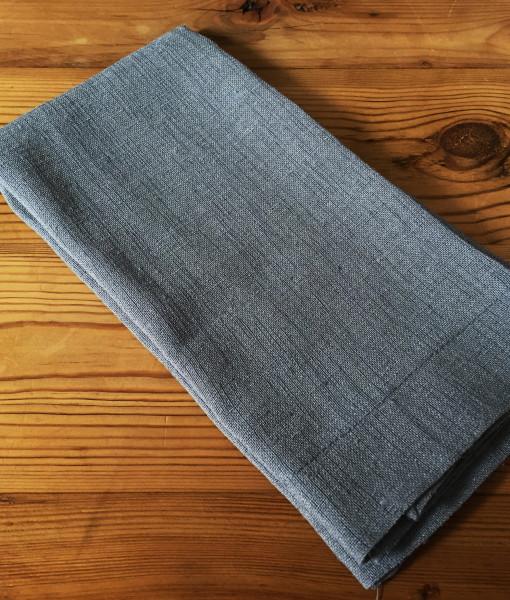 Grey Linen Serviette