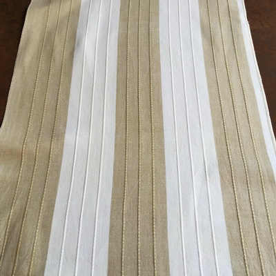 Cream and Stone Stripe Runner_resize