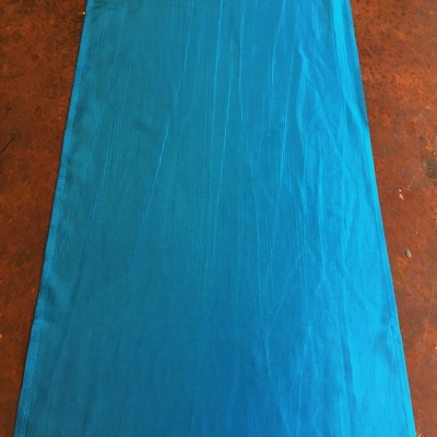 Turquoise Tafetta Runner_resize