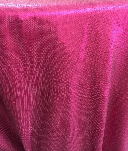Cerise Sequin table cloth_resize