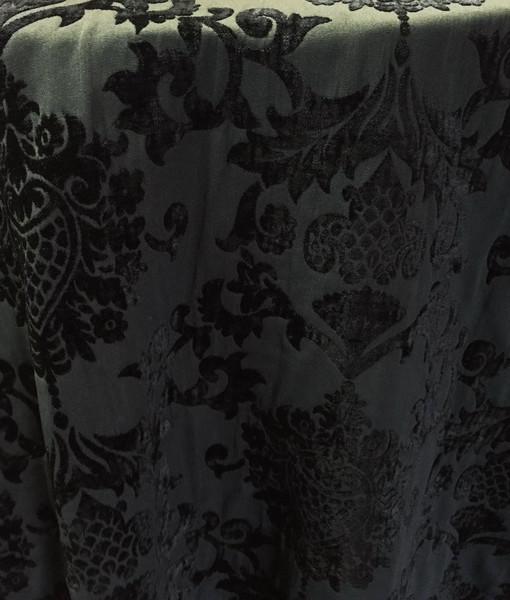 navy black velvet thistle damask_resize