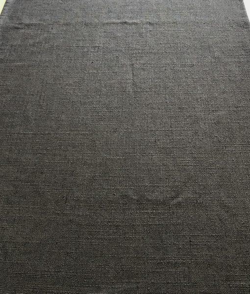 Heavy grey linen runner_resize
