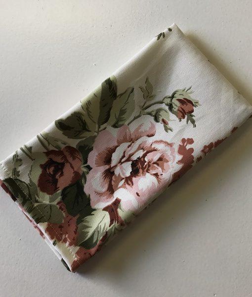 botanical coral rose serviette_resize