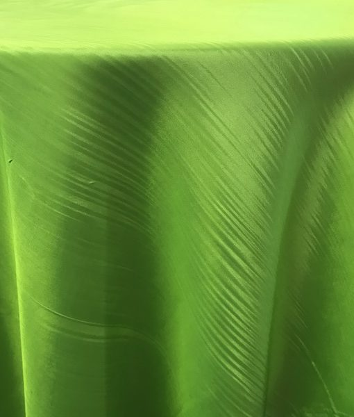 Lime green taffeta_resize