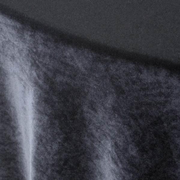 Black Velvet Tablecloth