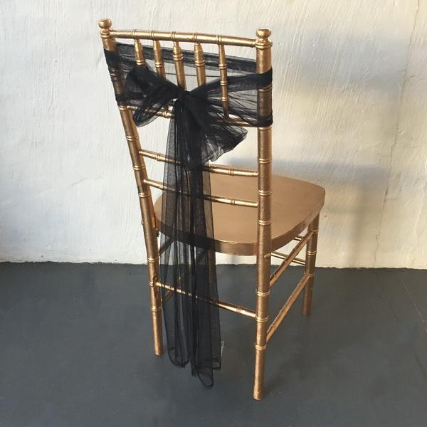 Black Tulle chair sash_resize